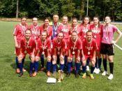 Футболістки ТНЕУ посіли друге місце на літній Універсіаді