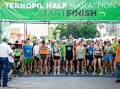 У Тернополі в неділю обмежать рух транспорту: бігтимуть 1200 марафонців