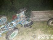 На Тернопільщині чоловік загинув під колесами мотоблоку, коли віз додому сіно