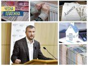 Як менше платити за комуналку: у прямому ефірі тернополянам розкаже  заступник міністра юстиції (пряма трансляція)