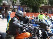 Чому на Театралці зібралися байкери та задля чого вони проїдуть понад 3 тис км