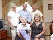 Репресованій та реабілітованій тернополянці Вірі Ліпській виповнилося 90 років