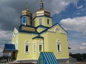 На Тернопільщині освятять новозбудований храм, який згорів чотири роки тому на Великдень