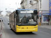 Тернополянка просить підписати петицію про повернення тролейбусного маршруту №1