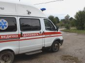 На Тернопільщині водійку скутера у комі доправили у лікарню