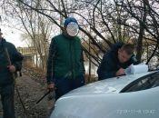 На Тернопільському ставі рибалили на території зимувальних ям