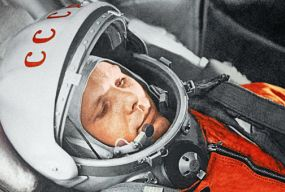 Сьогодні, 12 квітня відзначають Міжнародний день польоту людини в космос