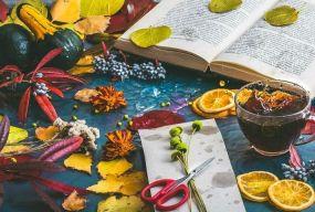 Що прочитати восени: ТОП-5 затишних книг