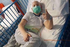 «Італійські лікарі виставили рахунок  на 80 000 євро»: 14-річний Артем бореться з лімфомою
