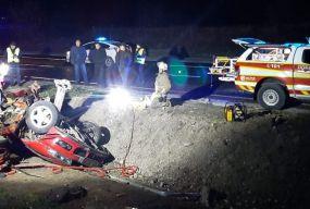 У нічній автотрощі біля Бережан загинули 30-річний Іван та 22-річна Іринка. Її сестра – у реанімації