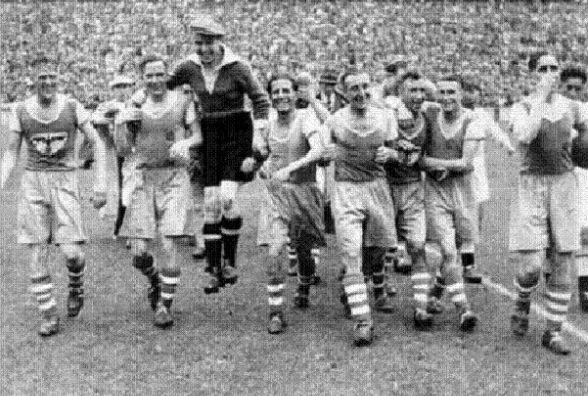Цей день в історії, 13 липня: почався перший чемпіонат світу з футболу