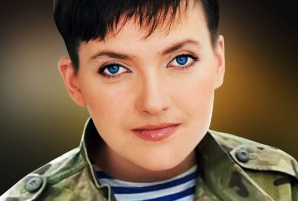 Сьогодні, 11 травня: День народження Надії Савченко