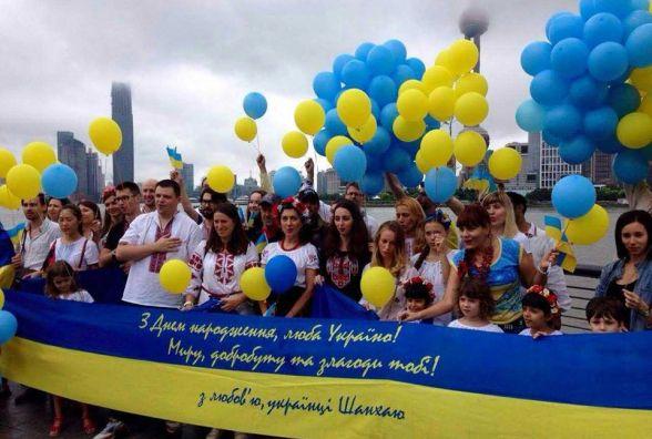 Українці у Шанхаї: конкурс - 120 осіб на місце