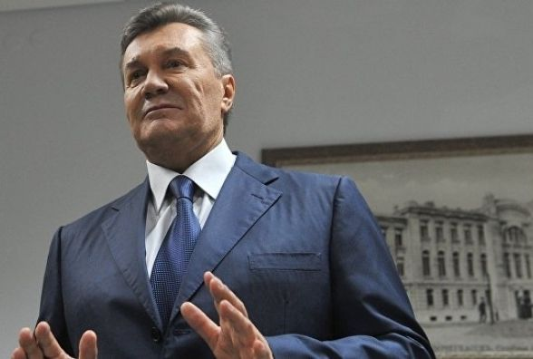 Янукович у Ростові живе в будинку за мільйон доларів