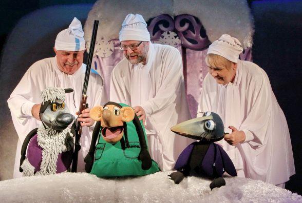 Для дітей на свята підготували програму з Дідом Морозом, Снігуронькою та казковими героями