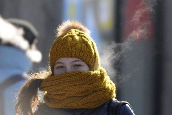 На Тернопільщину насувається різке похолодання
