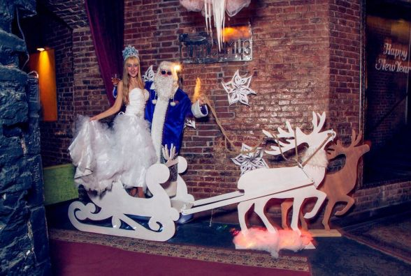 Розклад вечірок у нічних клубах Тернополя до 8 січня