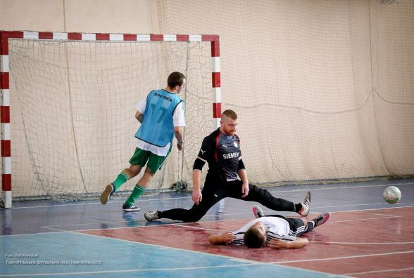 Чемпіонат Тернопільської футзальної ліги поновиться 13 січня