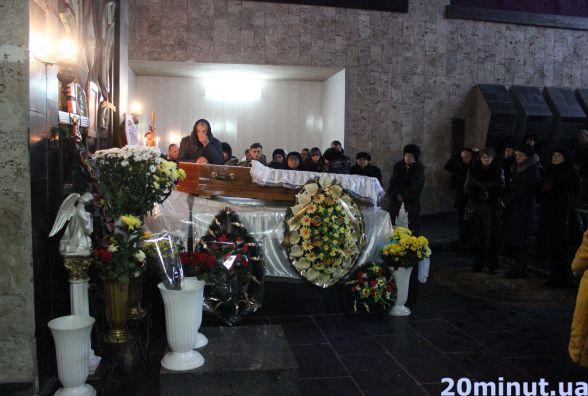 Дмитра Стецька поховали біля його дружини