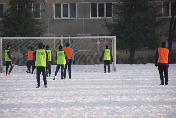 """ФК """"Тернопіль"""" вийде з відпустки та поїде на зимовий турнір"""