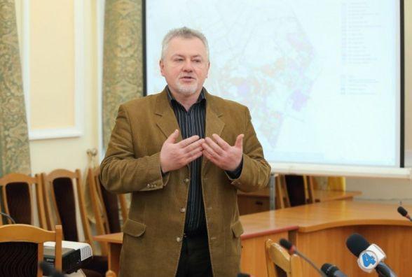Олег Соколовський став новим начальником управління ЖКГ