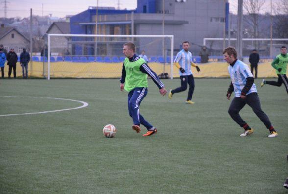 Футболісти з Тернополя і Теребовлі візьмуть участь у зимовому турнірі