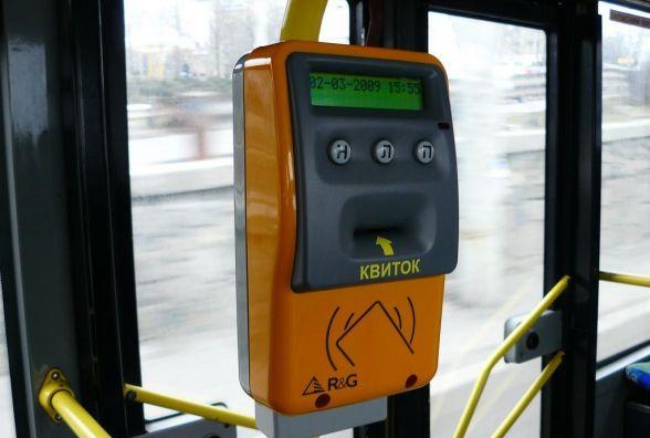 В маршрутках  автоматизовану систему оплати за проїзд  ще не встановлюють