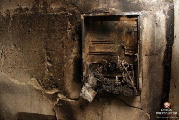 З палаючої райлікарні на Теребовлянщині евакуювали 125 людей