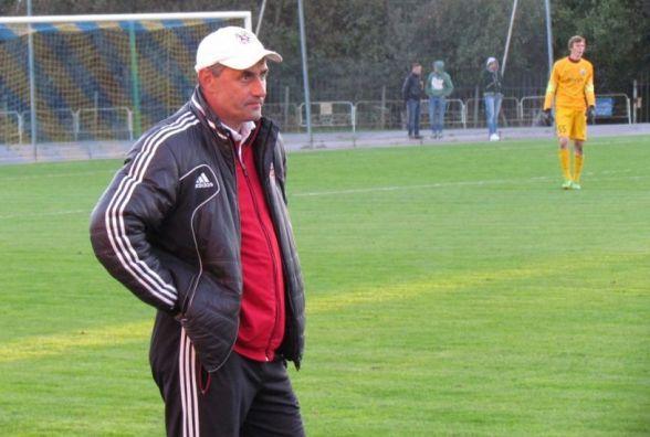 """ФК """"Тернопіль"""" звільнив головного тренера через п'ять днів після призначення"""