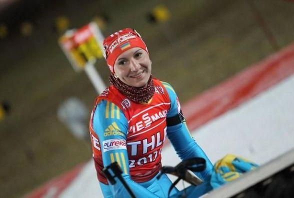 Тернополянки стартують на шостому етапі Кубка світу з біатлону у Італії