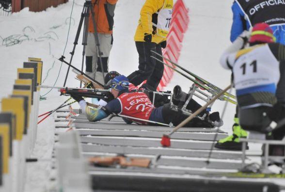Тарас Радь став бронзовим призером Кубка світу з біатлону