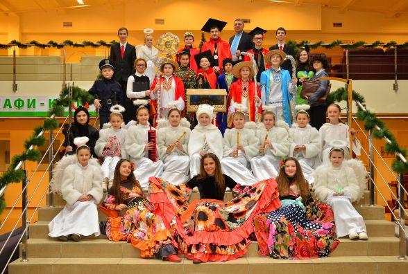 Гурт «Ходаки» вітає тернополян зі святами