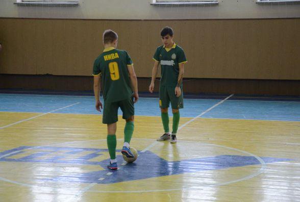 Стартував Кубок Тернопільської футзальної ліги