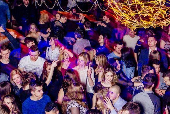 Розклад вечірок у нічних клубах Тернополя до 30 січня