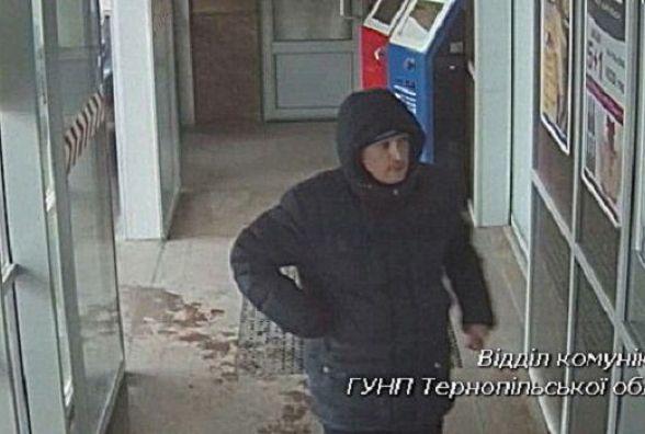 Чоловіка, який поцупив з салону автомобіля продукти, шукають правоохоронці