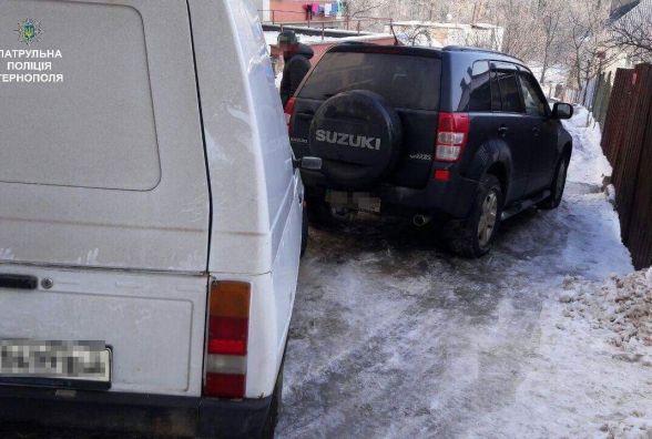 На вул. Львівській ЗАЗ протаранив Suzuki