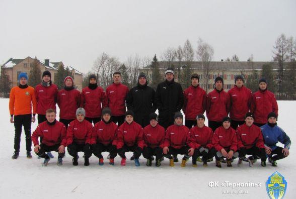 У Тернополі визначився володар футбольного Кубка Педліцею