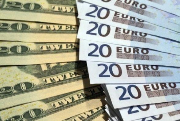 Євро продовжує дешевшати - курс НБУ