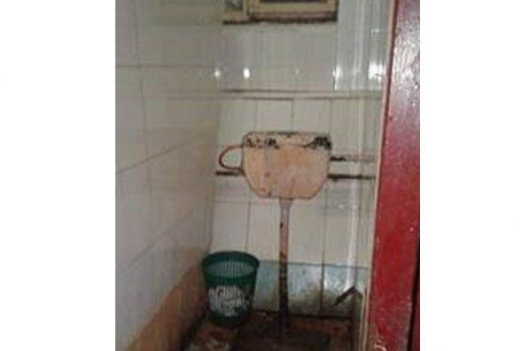 Туалети в центрі міста своїм виглядом відлякують відвідувачів