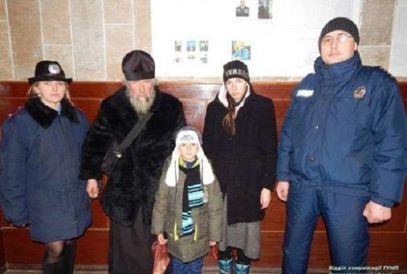 Діти приїхали на Тернопільщину з сусідньої області та заблукали