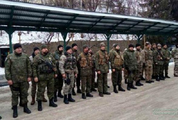 Тернопільські бійці повернулись зі Сходу