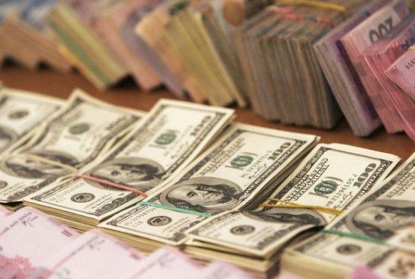 Долар знову почав рости - курс валют на 6 лютого (інфографіка)
