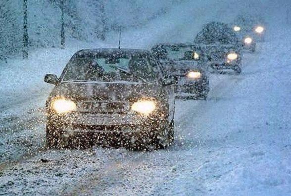 Тернопіль уночі накриє сильним снігопадом. Очікують місячну норму опадів