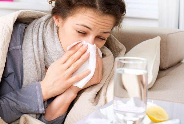 На Тернопільщині найменше хворих на грип та грві
