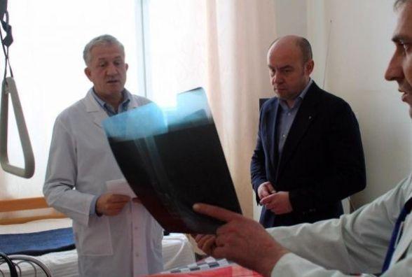 Травмованим тернополянам компенсують понад 65 тисяч гривень