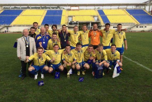 Тернопільським футболістам потрібно дві тисячі євро для поїздки у Португалію