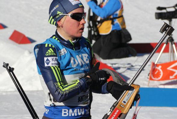 Юна тернополянка вразила результатом на чемпіонаті світу з біатлону