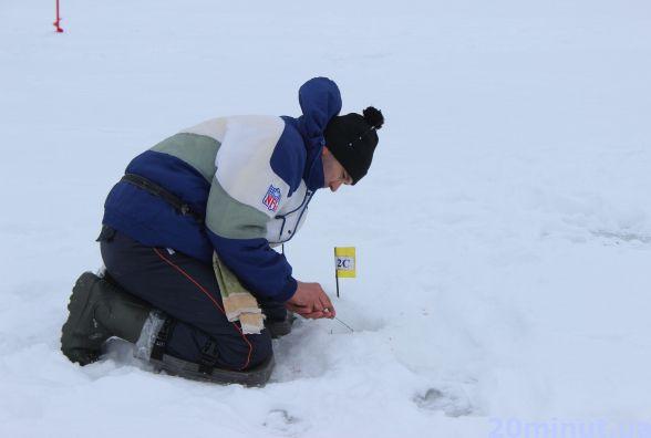На Тернопільському ставі проводять чемпіонат з лову риби (ОНОВЛЕНО)