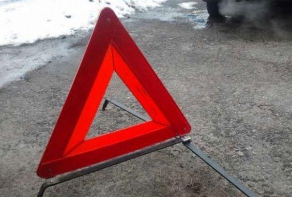 За вихідні у ДТП на Тернопіллі травмувалось двоє людей