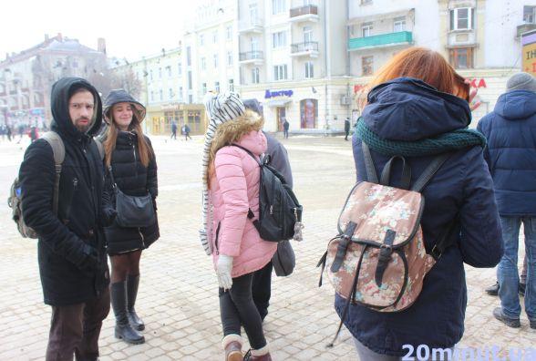 LoveQuest у Тернополі: провокативні завдання заради перемоги